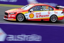 McLaughlin smashes lap record in Practice 5