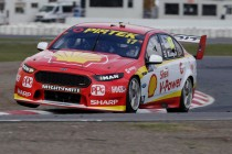 McLaughlin continues streak with Race 10 pole