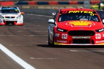 McLaughlin trumps Coulthard ahead of Shootout