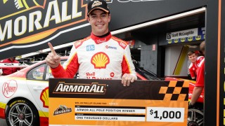 McLaughlin leads Shell one-two in Race 5 Qualifying