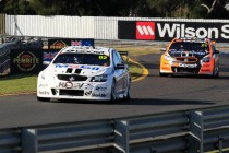Stuck throttle caused double trouble for HSV