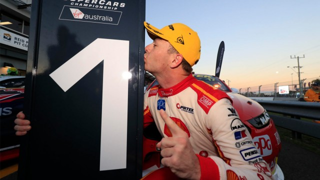 McLaughlin takes points lead with Race 13 win