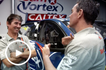 Lowndes chats with Ludo