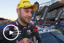 Top 3 Interviewed  – Race 18 Sydney
