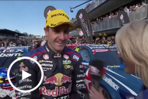 Top 3 Interviewed – Race 19 Sydney