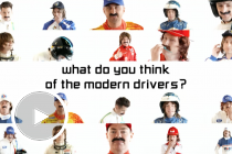 Retro racers thoughts on the modern driver