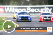 Coopers Mild Race Radio – Coulthard and SVG, Sandown