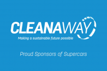 Supercars partners with Cleanaway