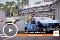 Coopers Mild Race Radio – Coulthard and Tander, Gold Coast