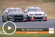 COOPERS RACE RADIO: Waters and Lowndes Tasmania