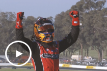 Winton flashback: 2016 Slade's first win