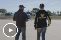 Holdsworth's helicopter tour of Townsville