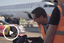 Behind the scenes: SVG takes over Townsville airport