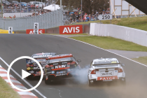 Bathurst flashback: The crash 2016