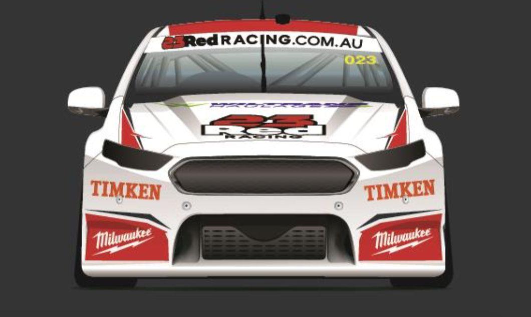 23red Racing Secures Major Sponsor For Debut Supercars