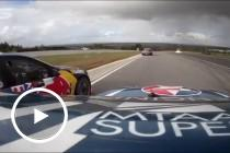 Timelapse: Lowndes' 2016 charge to victory
