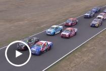 Highlights: Race 1 ECB SuperUtes Series 2018 Winton