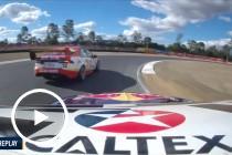 Van Gisbergen passes Coulthard
