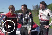 Murphy takes Reynolds and Tander rallying