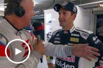 Whincup: We got lucky with McLaughlin start