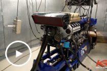 Inside Kelly Racing: Engine dyno test