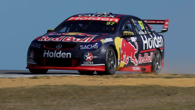 Van Gisbergen leads record breaking Practice 2