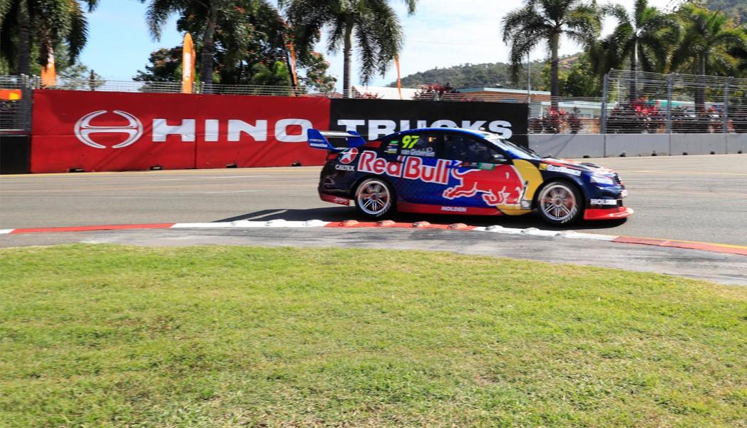 Shane van Gisbergen - Qualifying Race 15 - 2016 Castrol EDGE Townsville 400