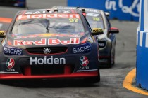 Van Gisbergen fastest as Shell Fords miss Shootout