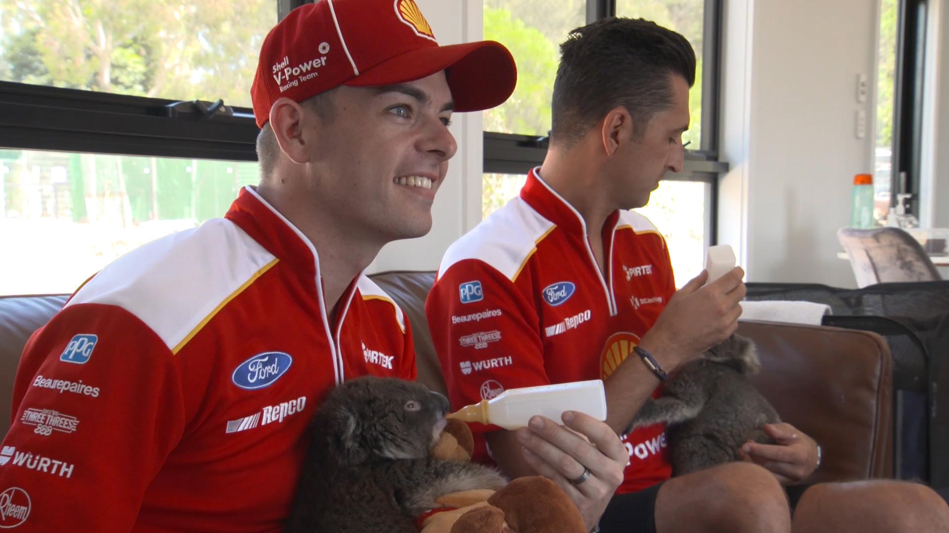 DJRTP visits Kangaroo Island
