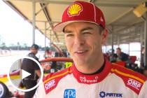 Shell Ford duo make most of test