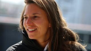 "Simona a ""purebred racer"""