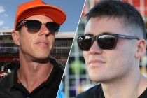 Courtney fined for post-race Stanaway clash