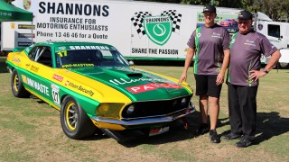 Johnsons launch father/son race team