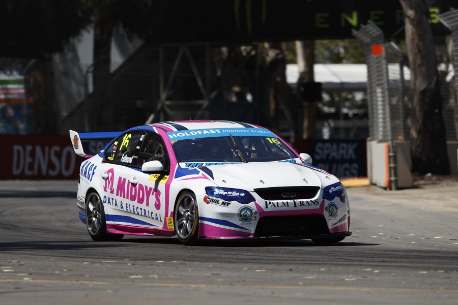 Super2 during the Clipsal 500, in Adelaide, Australia, March 02, 2017.