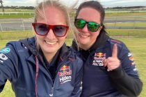 Fast-tracked: How Supercars passion brought two fans together