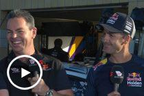 Special 'stat deal' for Whincup and Lowndes
