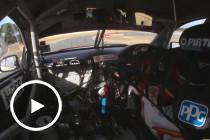 Onboard: McLaughlin's blistering practice lap