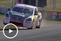 Highlights: Practice 2 Dunlop Super2 Series 2018 Perth