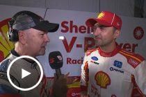 Coulthard reacts to Gold Coast troubles