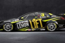 Lift livery for Douglas at Albert Park