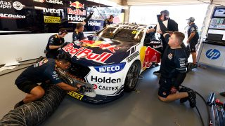 Triple Eight explains Whincup chassis issue