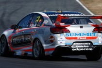 Slade edges Shell Fords in final practice