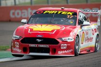 McLaughlin fastest, Whincup and Mostert miss Shootout