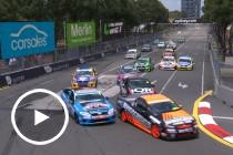V8 Utes – Race 1 Highlights Sydney