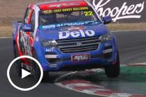 Highlights: Qualifying ECB SuperUtes Series 2018 Winton
