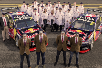 Red Bull Racing Australia goes retro