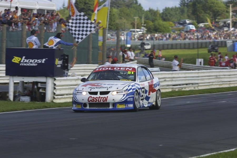 V8 NZ Race 3-2053