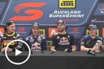 Saturday Press Conference – Auckland