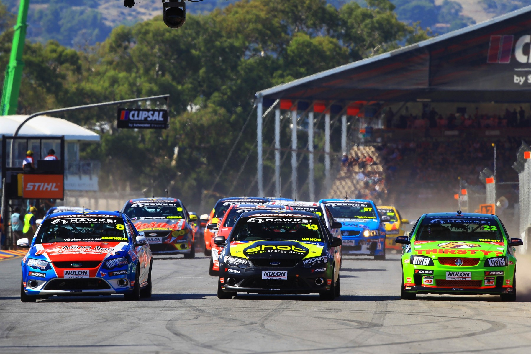 V8 Utes set to line up in Adelaide | Supercars
