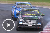 Highlights: Race 2 ECB SuperUtes Series 2019 Winton